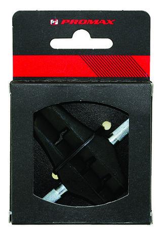 Promax Cantilever Bremseklosser 1 par, Sort