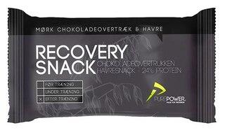 PurePower Recovery Bar 60g, Havre/Sjokolade Smak