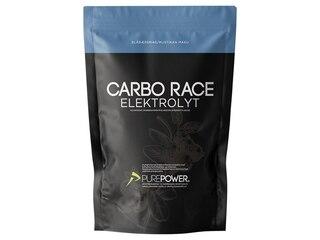 PurePower Carbo Race Drikk Blåbær, 1 Kg, Energi og Electrolytter
