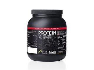 PurePower Protein Drikk Jordgubbe, Whey, 1 kg