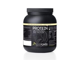 PurePower Protein Drikk Vanilj, Whey, 1 kg