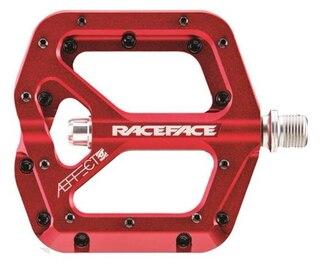 Race Face Aeffect Plattform Pedaler Rød, 375g