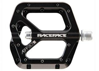 Race Face Aeffect Plattform Pedaler Sort, 375g