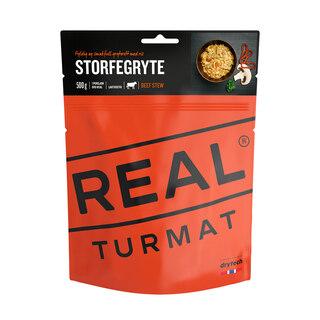 Real Turmat Storfegryte 500g Middag Gryterett med ris