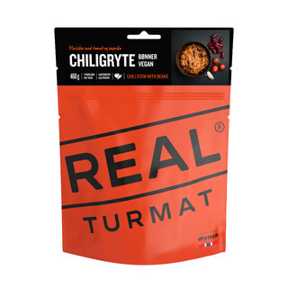Real Turmat Chiligryte 460 gram