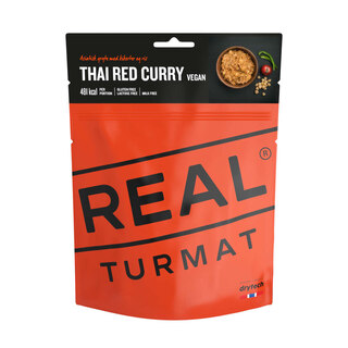 Real Turmat Thai Red Curry 460 gram