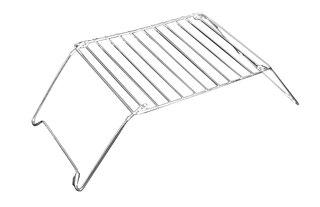 Basic Foldbar Grill Sølv, 29 x 21,5 cm, 400g