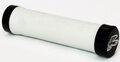 Renthal Lock-On holker Hvit, 130mm. Super Comfort
