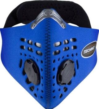 Respro Techno Mask Blå, Str. M