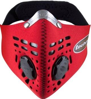 Respro Techno Mask Röd, Str. M