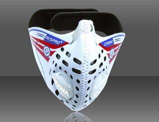 Respro Cinqro Maske Hvit, Str. L