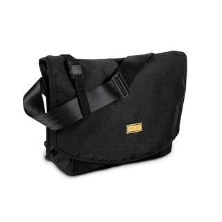 Restrap Pack Messenger Bag Axelväska Svart