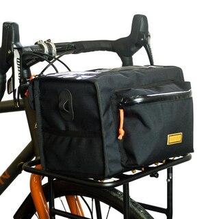 Restrap Rando Bag Small Styreveske Sort, 11L, 795g