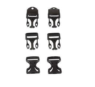 Revelate Designs Spännesats För sadelväskor och styreväskor