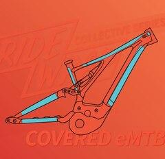 RideWrap Covered eMTB Kit Gloss Transparent
