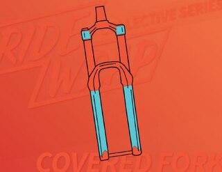 RideWrap Covered Gaffel Kit - Bikeshop.no