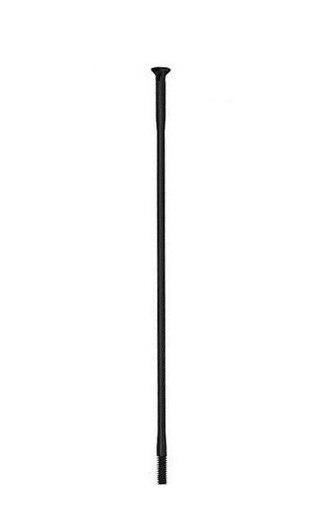 Sapim D-Light Straightpull Sort Eike 1 stk