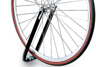 Saris Traps Wheel Holder Brukes sammen med Triple Track!