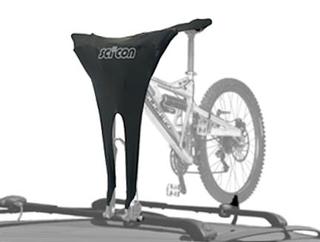 Scicon Bike Defender Terreng Svart, Lycra + Aeroflux