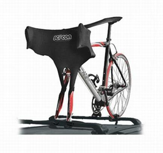 Scicon Bike Defender Racer Svart, Lycra + Aeroflux