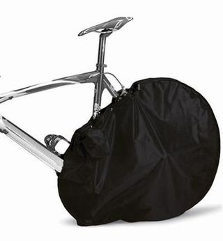 """Scicon cykeltrekk Bak Svart, Passer opptil 26"""" hjul"""