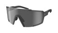 Scott Shield Brille Sort, Sort chrome linse