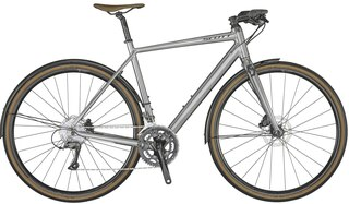 Scott Metrix 30 EQ Hybridsykkel Alu, Shimano Claris 8s, 11,5 kg