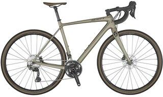 Scott Addict Gravel 20 Grusracer Karbon, Shimano GRX 11s, 8,95 kg
