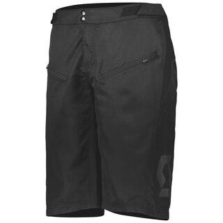 Scott Trail Vertic Shorts m/Pad Sort/Grå, Str. S-XXL