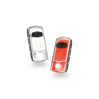 See.Sense ICON2 Lyssett 300/400 lumen, USB Oppladbart, 50 g