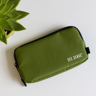 See.Sene Phone Pouch Mobilficka Forest Green