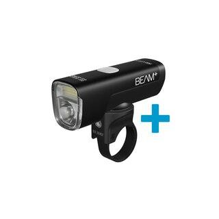 See.Sense BEAM+ Framlampa 1500 lumen, USB-uppladdningsbar, 132g