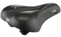 Selle Royal Avenue Moderate Dame Sete Sort, 258x183 mm, 664g
