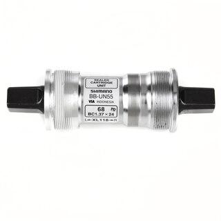 Shimano BB-UN300 Firkant Kranklager Firkant, BSA, 68 X 118 mm
