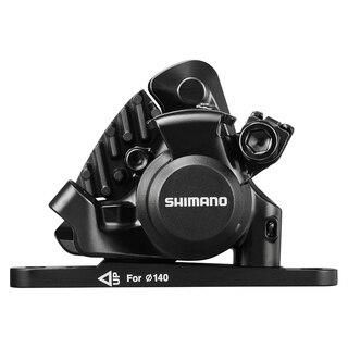 Shimano BR-RS305 Skivbromssok Fram, Mekanisk, Flatmount