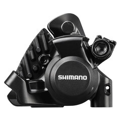 Shimano BR-RS305 Skivebremskalipper Bak, Mekanisk, Flatmount