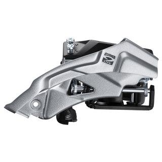 Shimano Altus FD-M2000 3s Framväxel 3x9-växlar, Klämma, Dual Pull, 63-66