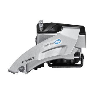 Shimano FD-M315-TS 2s Framväxel 2x7/8-växlar, Klämma, Dual Pull