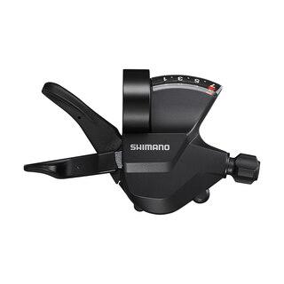 Shimano SL-M315 7s Höger Växelreglage Svart, 7-Delat, Bakväxel/Höger