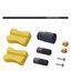 Shimano SM-BH90 Disc Bremseslange Rett/Rett kobling, 1700 mm