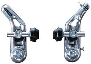 Shimano Altus C91 Bak Cantileverbroms Silver, Bakbroms