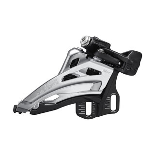 Shimano Deore M4100-E Framväxel 2-delat, Direct Mount, Down Pull