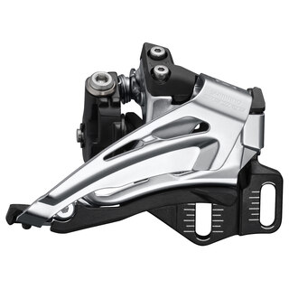 Shimano Deore M6025 Top Swing Framgir 2x10-delt, Direct Mount, Down Pull