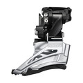 Shimano Deore M6025 Down Swing Framgir 2x10-delt, High Clamp, Dual Pull