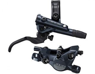 Shimano SLX M7100 Fram Skivbroms BL-M7100 + BR-M7100, I-Spec EV