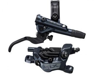 Shimano SLX M7120 Fram Skivbroms BL-M7100 + BR-M7120, I-Spec EV
