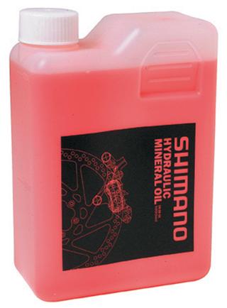 Shimano Skivebrems Mineralolje 1 liter
