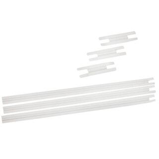 Shimano Di2 Ledningsdeksel Hvit