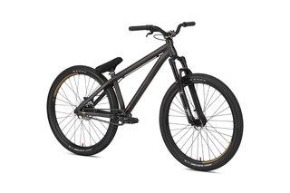 "NS Bikes Movement 1 Dirtsykkel Sort, 26"""