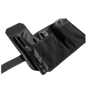 PRO  Bag Tool Wrap Sadelväska Svart, Praktisk och Elegant design!
